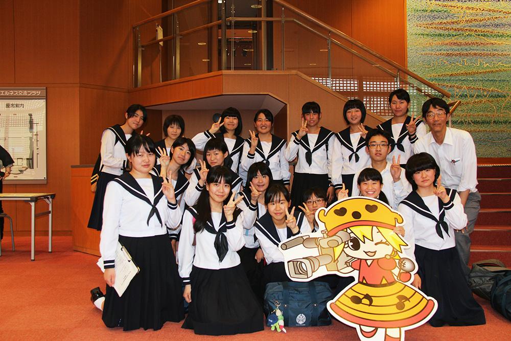 放送部 | 宮崎県立高鍋高等学校