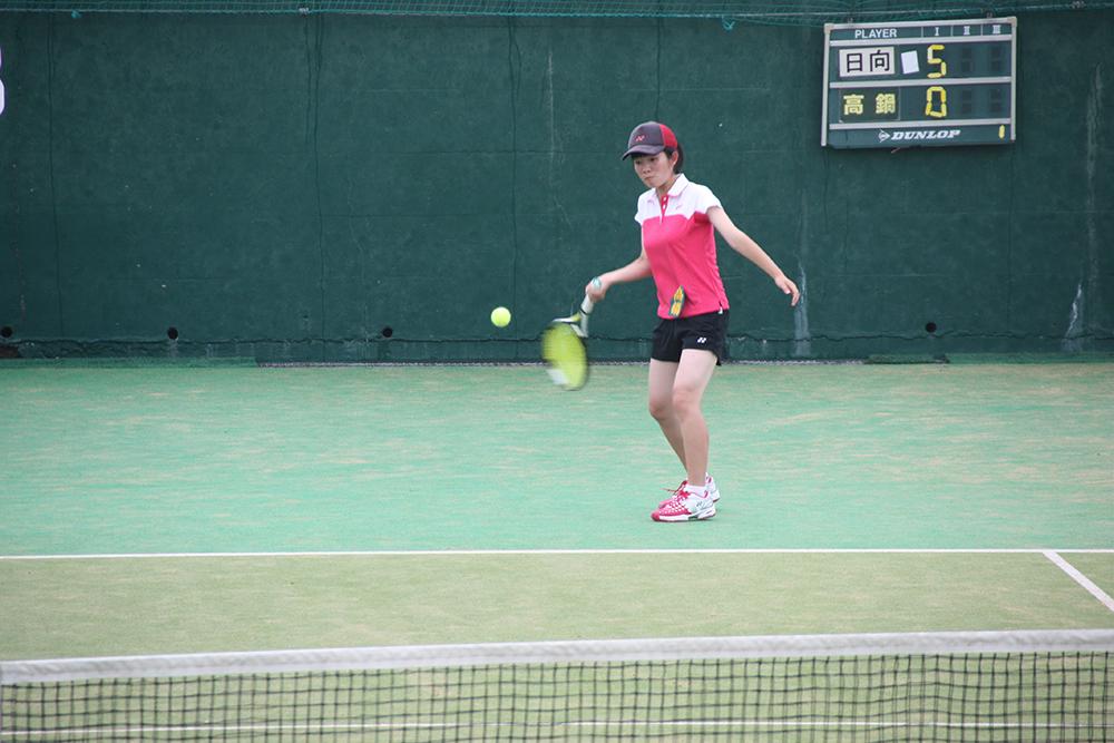 テニス部 女子