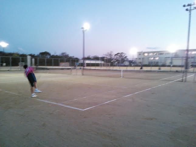 テニス部 男子