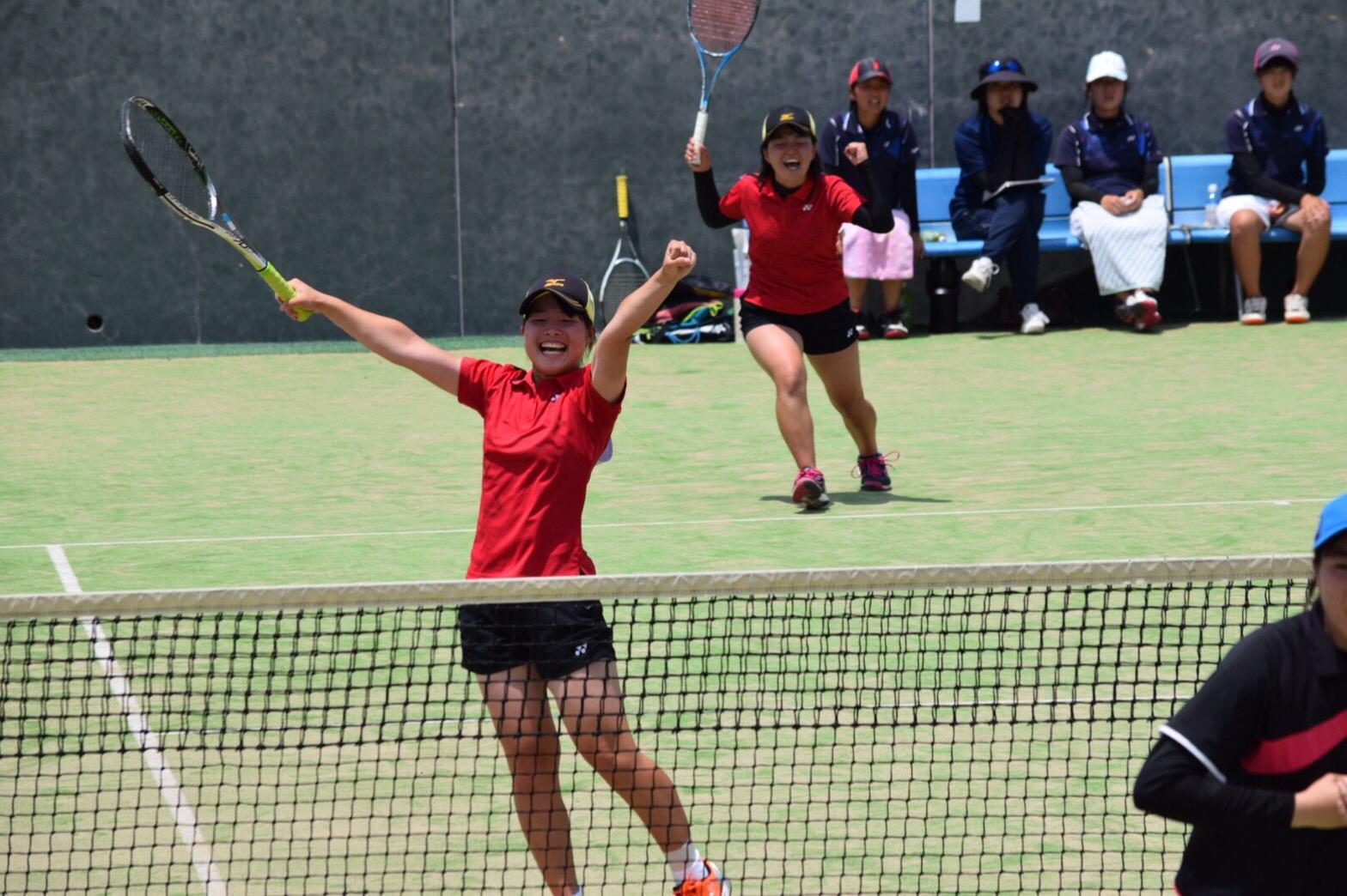 ソフトテニス部 女子